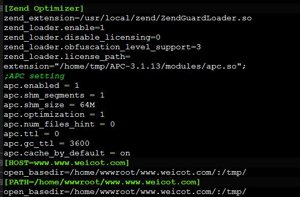 centos-linux 安装APC