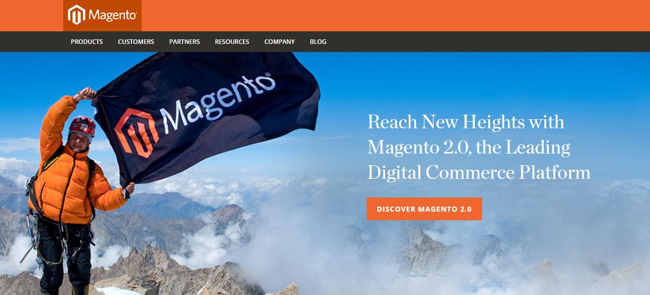 Magento 2 开放下载