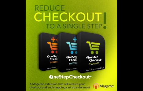 Magento 一步支付插件 OneStepCheckout